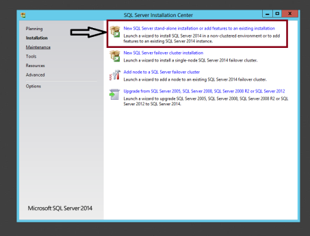 Step-by-Step Installation of Microsoft SQL Server 2014: – Vignesh's