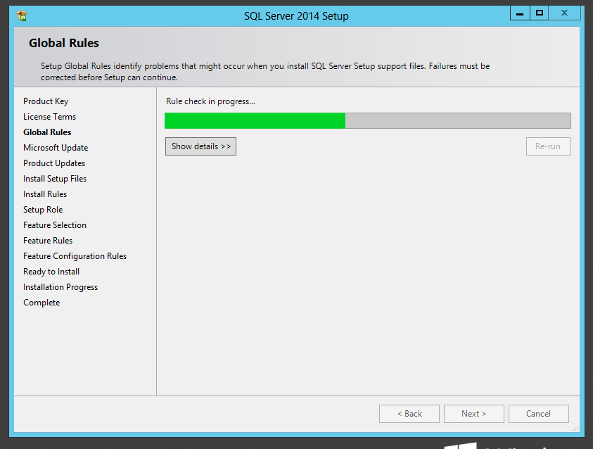 how to install sql server 2014 on windows 7 32 bit step by step