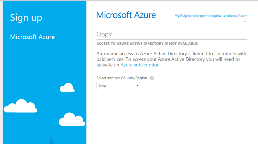 Azure for AD