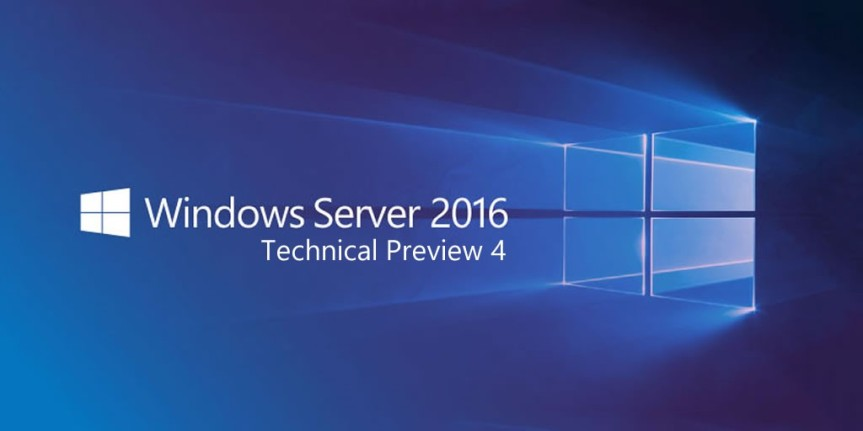 Active Directory Domain Services Installation on Windows Server 2016 Technical Preview 4: