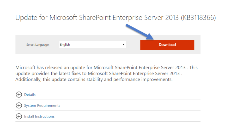 Patching a SharePoint 2013 farm: Step-by-Step Installation