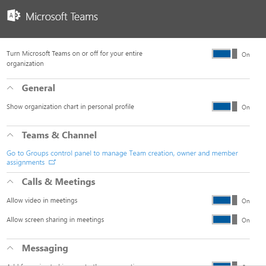 Microsoft Teams – Vignesh's SharePoint Thoughts
