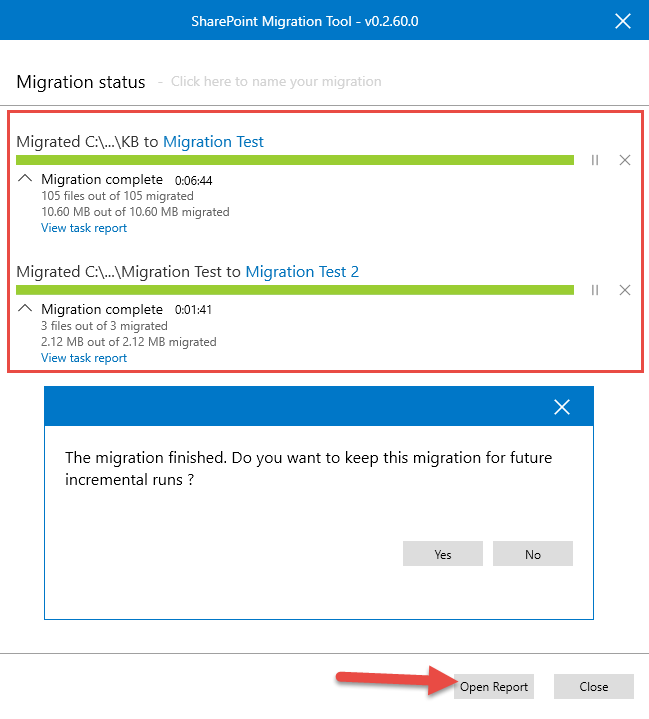 Migration – Vignesh's SharePoint Thoughts