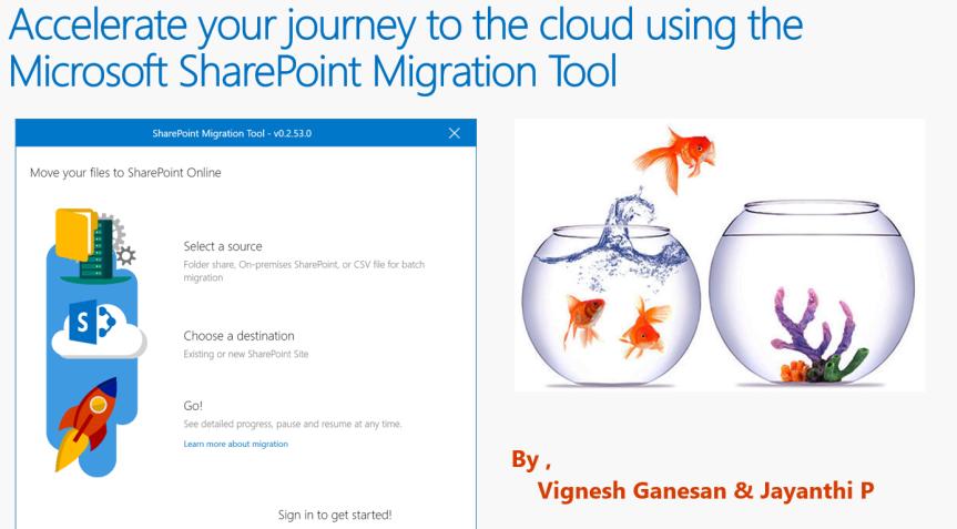 migration tool webinar