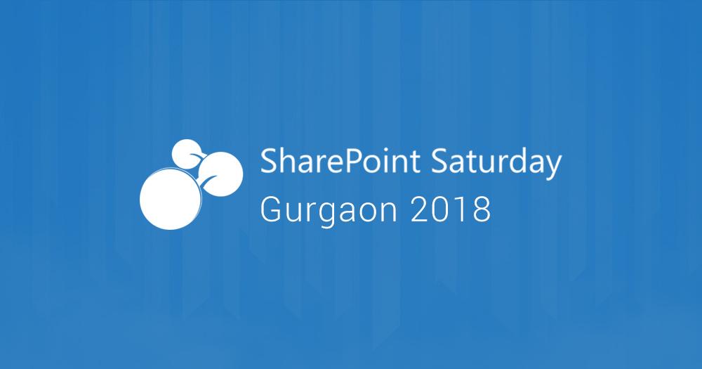 Sharepoint-Gurgoan